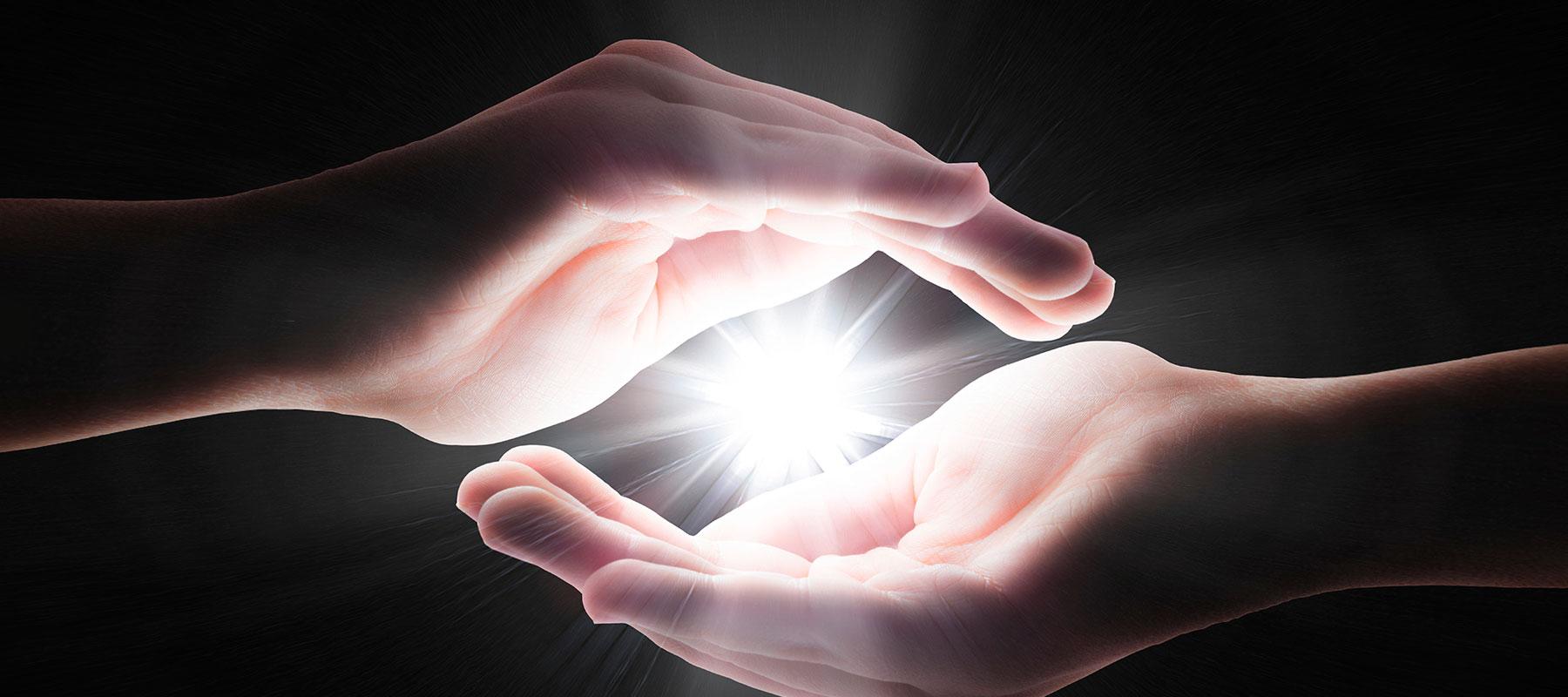 healing handen